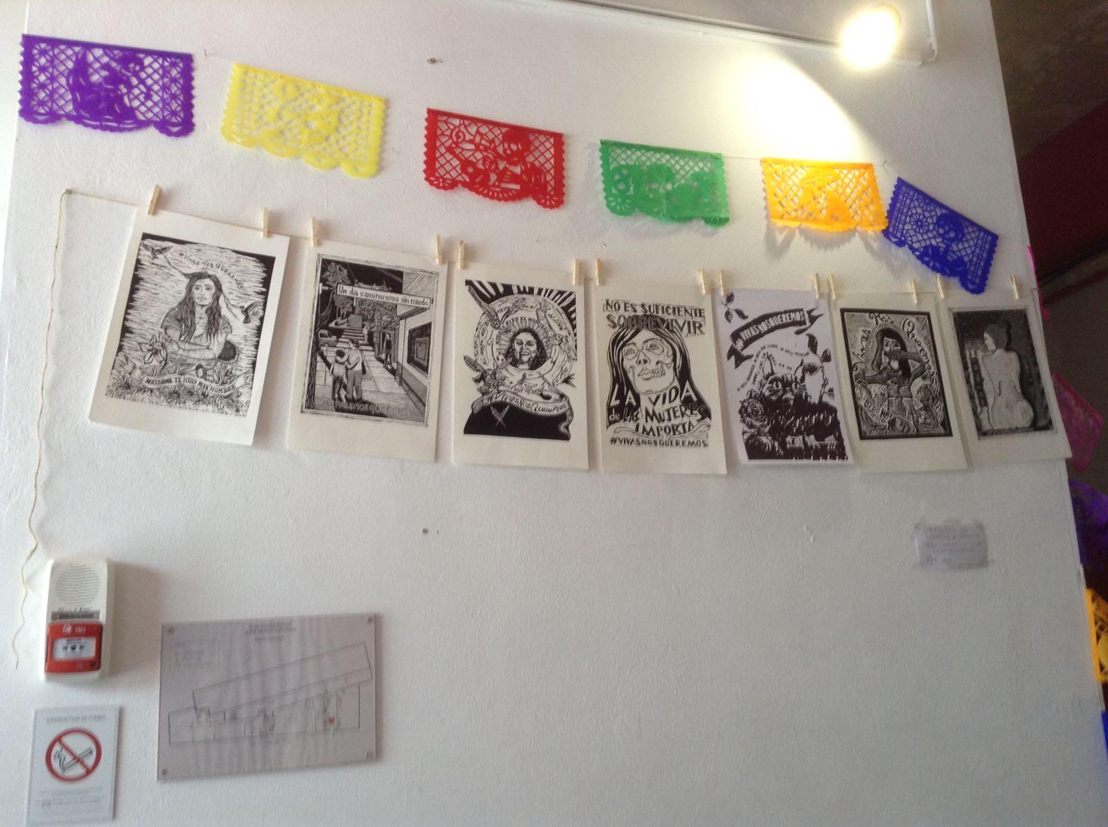 """""""Huellas de la Memoria"""", un tributo a los más de 30,000 desaparecidos en México"""