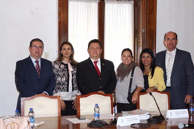 Diputados harán diagnóstico de delitos más frecuentes en Puebla