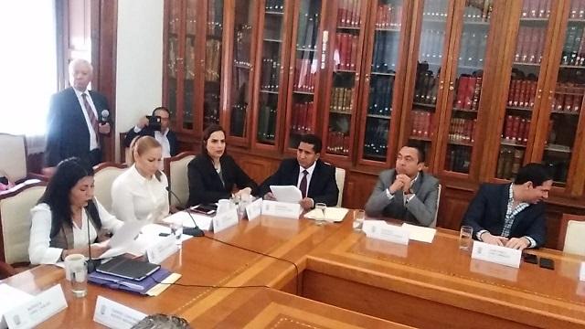 Cuestionan legisladores a edil de Cuautlancingo por no detener tala