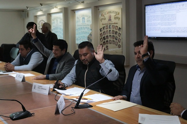 Frenan a partidos políticos en plebiscitos de juntas auxiliares