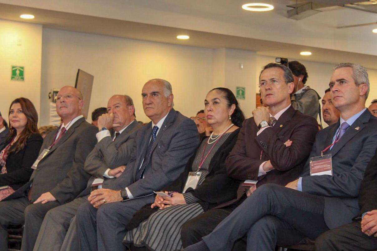Rector UPAEP participa en la  Asamblea General ANUIES
