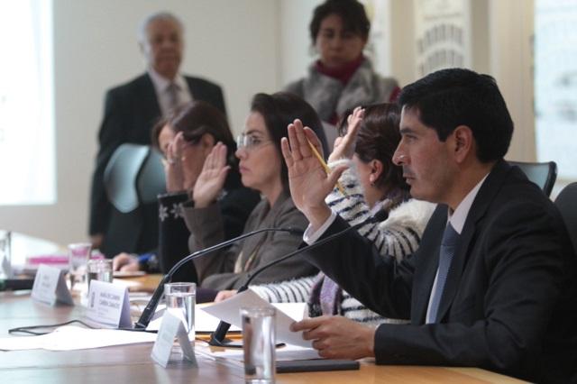 Comisión del Congreso sesionará en la sede del Poder Judicial