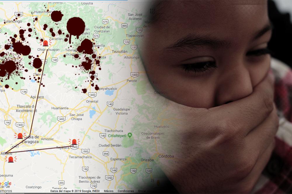 En 7 municipios hallan muertos a los desaparecidos en Puebla