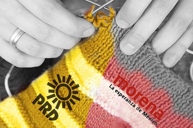 Una alianza con el PRD sólo se decide a nivel nacional: Biestro