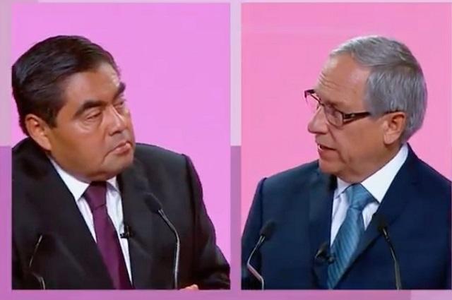 Niega Barbosa mano de AMLO en elección y Cárdenas acusa apoyos