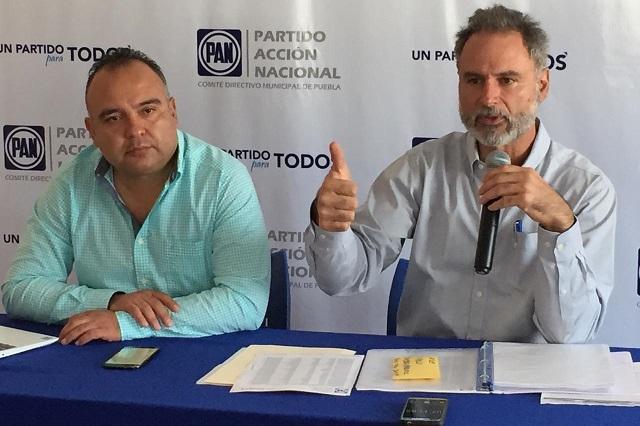 PAN admite pérdida de boletas en su elección, pero niega fraude