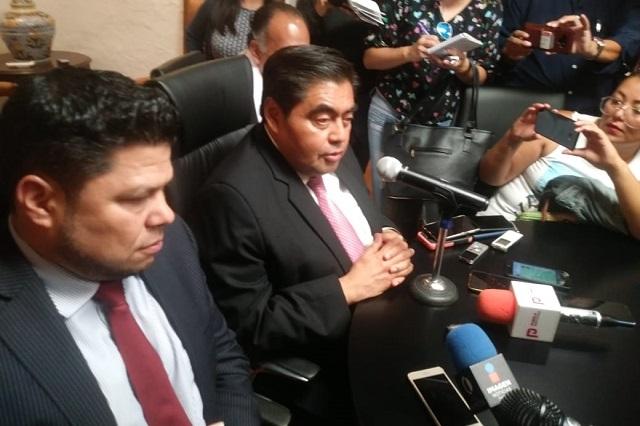 No se canjearán a 14 policías por 17 detenidos en Cañada: Barbosa