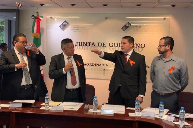 Llega Juan Daniel Gámez Murillo como director general del Capcee