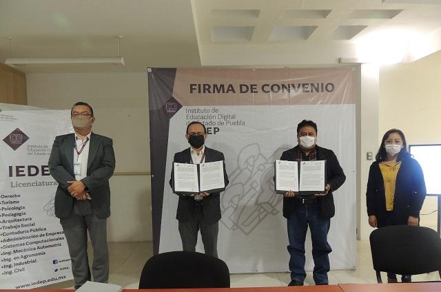 Instituto de Educación Digital abrirá sede en Xochitlán