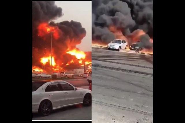 En Dubai no hubo explosión; videos son del año pasado