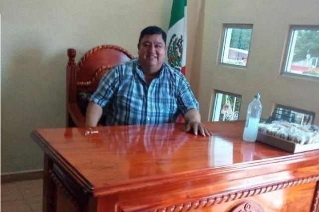 Muere alcalde sustituto de Venustiano Carranza