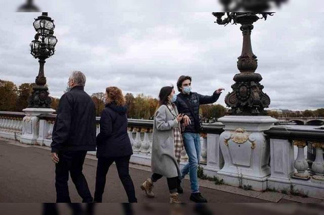 Brutal aumento de casos de Covid registran Francia y España