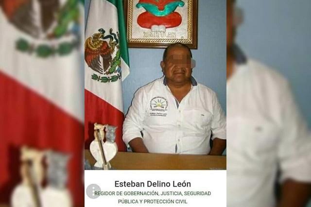 Buscan a regidor de Xochitlán por asesinar a su sobrino