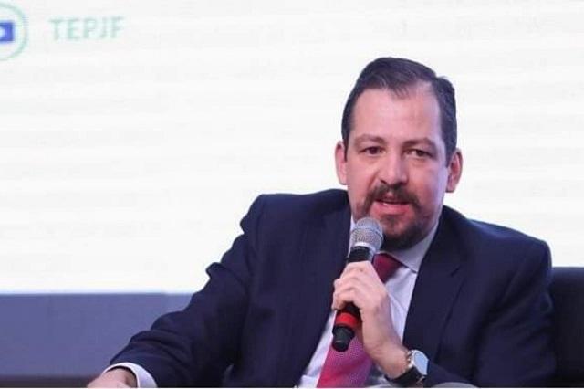 Eligen a José Luis Vargas Valdez como presidente del TEPJF