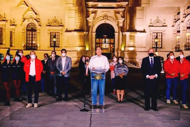 Destituyen al Presidente peruano Martín Vizcarra