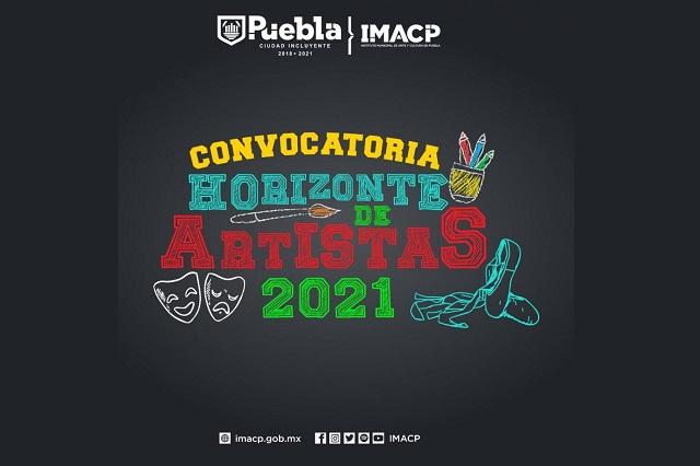 Invitan a participar en programas de estímulos artísticos en Puebla