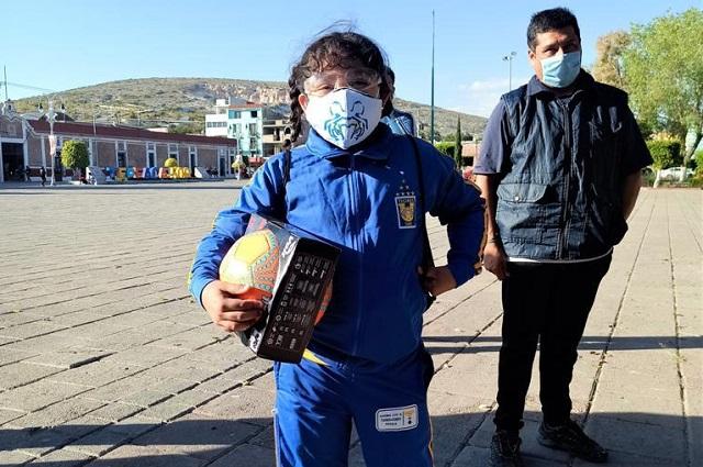 CEMEX Y Tigres  promueven higiene y cuidado personal en Puebla