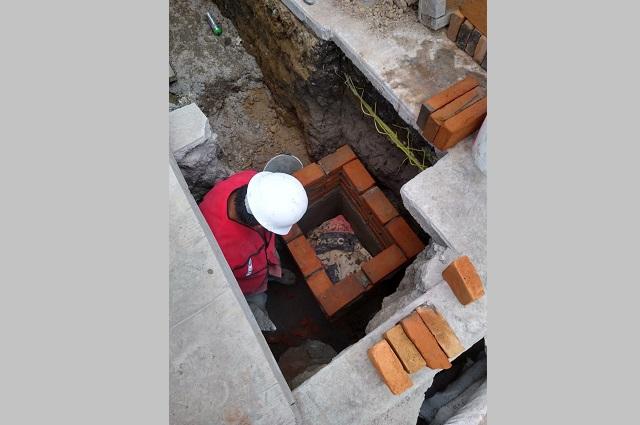 Renuevan red de agua y drenaje en la unidad Aquiles Serdán