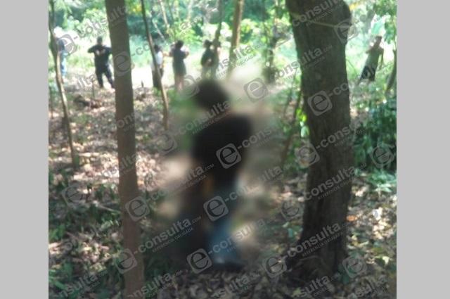 Se quitó la vida ahorcándose en un árbol en La Ceiba