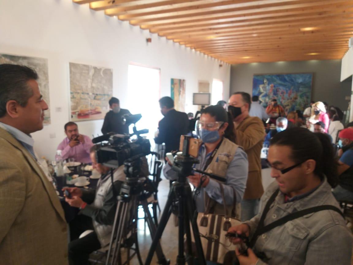 Ray Cuautli confía en que se le restituyan su derecho a participar en los comicios: Gerardo Sarabia