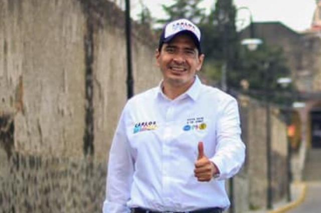 Alberto Morales prófugo de la justicia o ¿Enfermo de Covid?