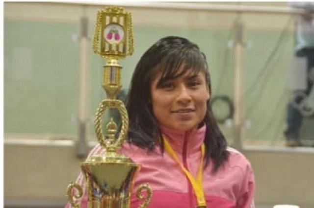 Esmeralda Falcón, primera boxeadora mexicana en clasificar a Juegos Olímpicos