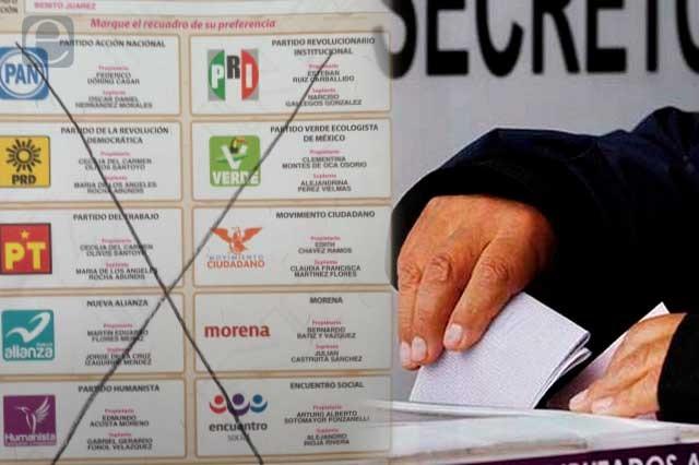 Niegan voto por voto en Tlapanalá, Juan Galindo y Camocuautla