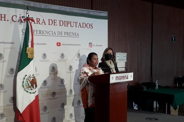 Desde San Lázaro piden liberar a presos políticos de Coyomeapan