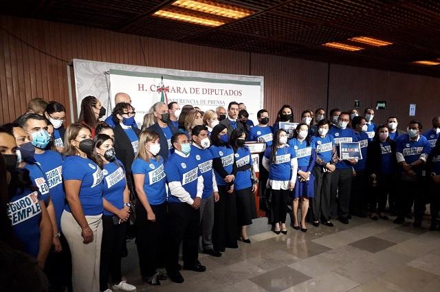 Quitar dinero a obras de AMLO y subsidiar a desempleados: PAN