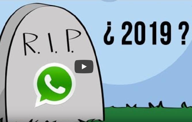 A partir del 1 de julio estos celulares ya no tendrán WhatsApp