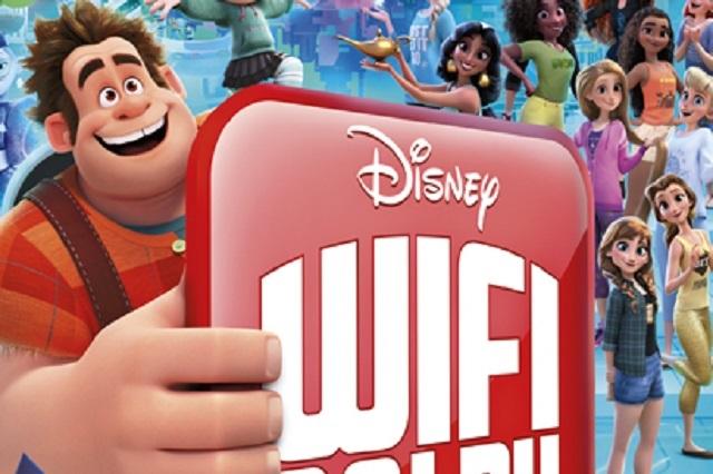 Estrena Disney nuevo poster de Wifi Ralph