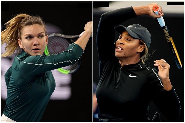 Serena Williams y Simona Halep conquistan Adelaida