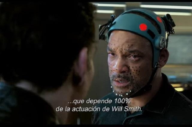 Así cambiaron la cara de Will Smith en Proyecto Géminis
