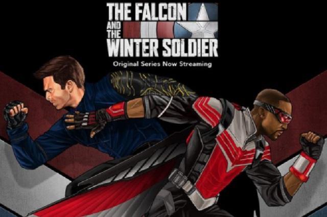 Hacen referencia al Chapo en Falcon y el soldado del invierno