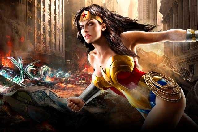 Wonder Woman ya no luchará por las mujeres en la ONU por imagen sexual