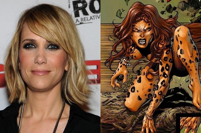 Wonder Woman ya tiene antagonista: Kristen W dará vida a Cheetah