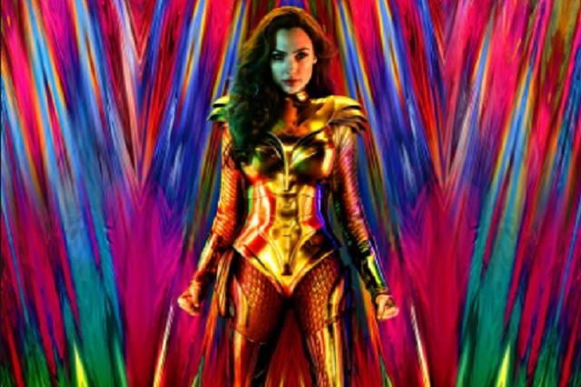 Nuevo Póster de Wonder Woman 1984
