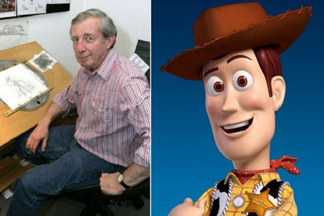 ¡Adiós, vaquero! Muere Bud Luckey, diseñador de Woody