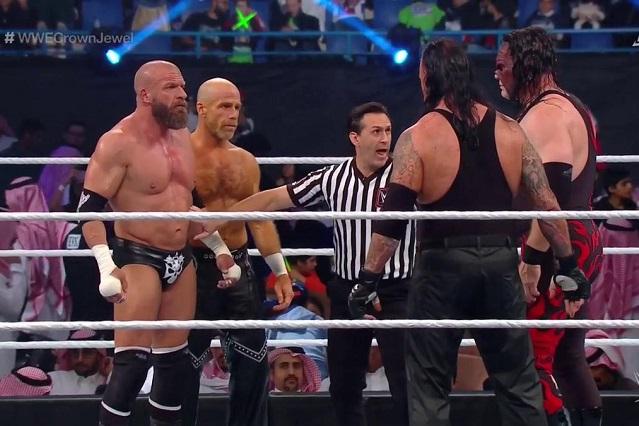 WWE: DX vence a The Undertaker y Kane en Crown Jewel