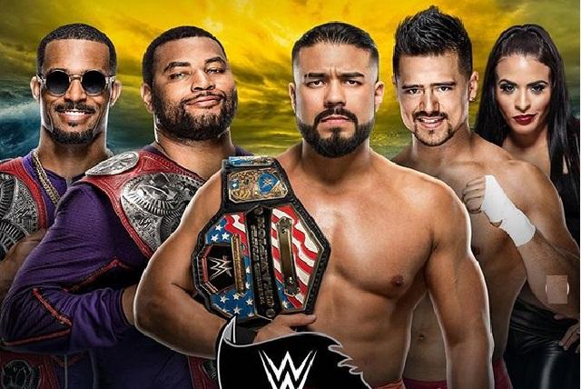 Foto / Instagram / WWE
