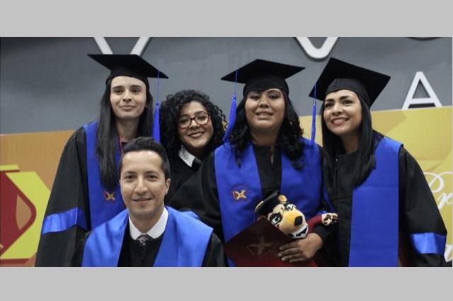 Mantiene Secretaría de Educación titulación en línea, en Puebla