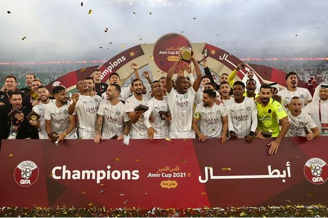En penales, Xavi gana su séptimo título con el Al Saad