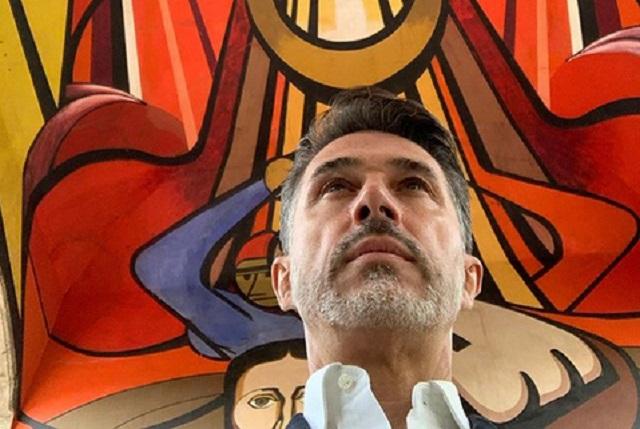 ¿Cómo se enteró Sergio Mayer de la muerte de Xavier Ortiz?