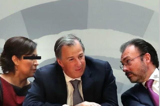Campaña de Meade, con fondos públicos: abogado de Robles