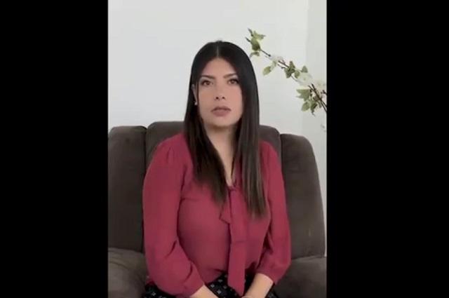 Empleada de Interjet se disculpa por comentario de bomba en el Zócalo