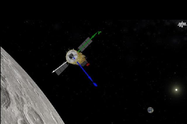 Sonda de China llegó a la luna; busca traer material a la tierra