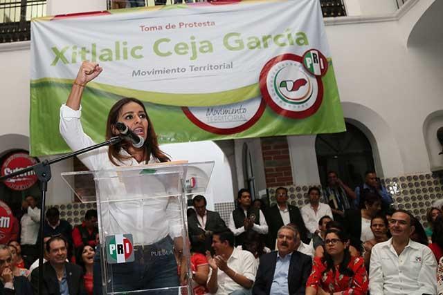 Violencia generalizada se acentúa en Puebla, alerta Xitlalic Ceja