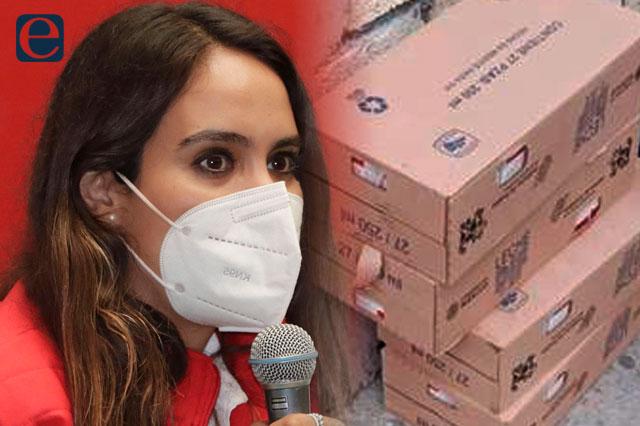 Gobierno y aspirantes de PAN y PRI piden se investigue reparto de leche