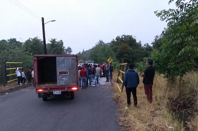 En Xiutetelco se inconforman por medidas del ayuntamiento de Teziutlán