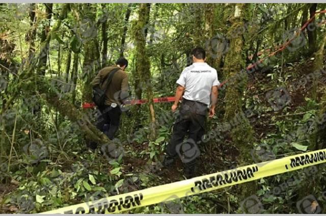 Localizan en Xiutetelco restos óseos de desaparecido en 2015